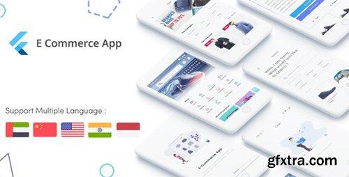 CodeCanyon - Flutter E-Commerce UI KIT Template in flutter (Update: 11 July 19) - 22764499