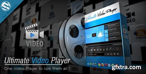 CodeCanyon - Ultimate Video Player v7.1 - Wordpress Plugin - 8374433