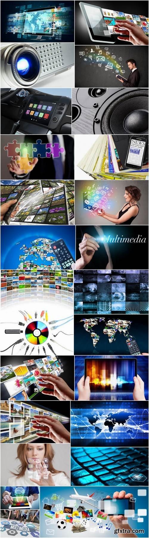 Multimedia telemetry telecommunications Nanotechnology IT 25 HQ Jpeg