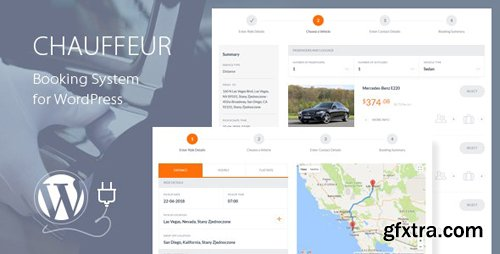 CodeCanyon - Chauffeur v5.0 - Booking System for WordPress - 21072773