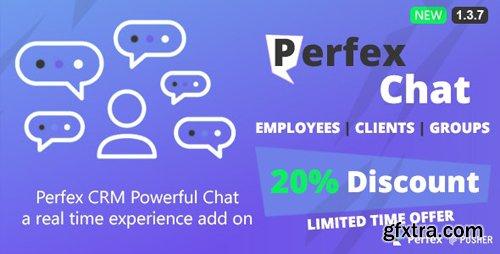 CodeCanyon - Perfex CRM Chat v1.3.6 - 23555097