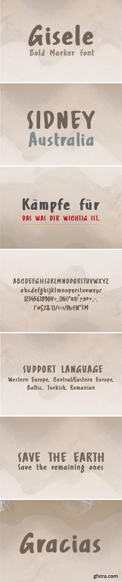 Gisele Font