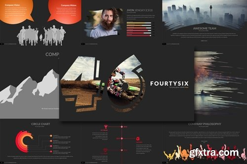 Fourty Six - Powerpoint Template