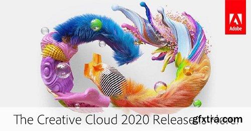 Adobe CC Collection 2020 (x64) Multingual