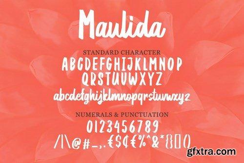 Maulida Font