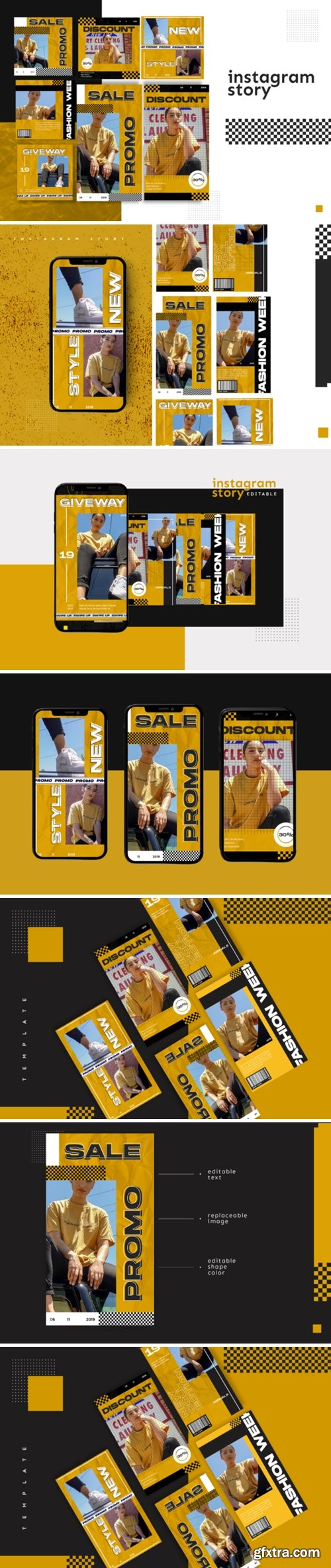 Instagram Story Template 2013272