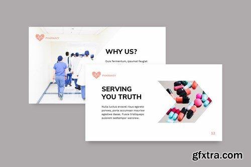 Pharmacy PowerPoint Presentation Template