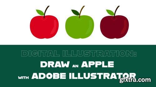 Draw an Apple with Adobe Illustrator