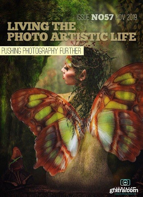 Living The Photo Artistic Life - November 2019