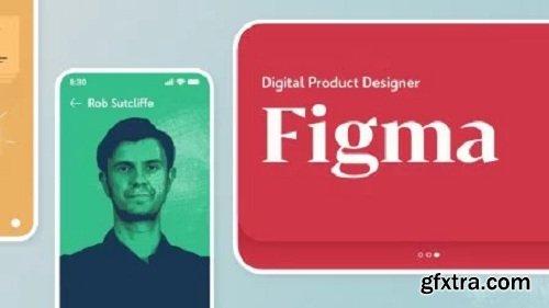 Digital Product Designer :: Figma