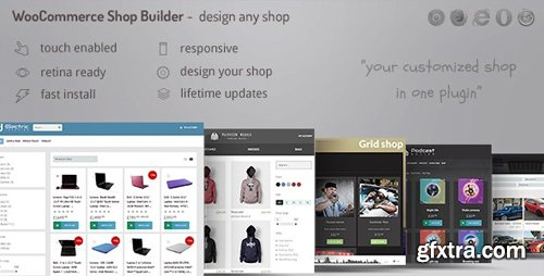 CodeCanyon - WooCommerce shop page builder v1.28 - Create any shop grid / table with advanced filters - 22003147
