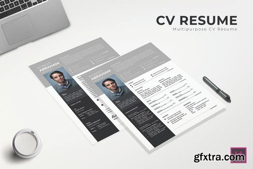 Freelance CV Resume