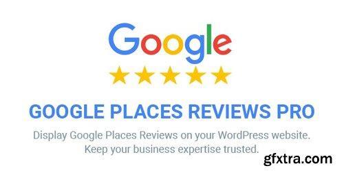 CodeCanyon - Google Places Reviews Pro v2.0.1 - WordPress Plugin - 20255659