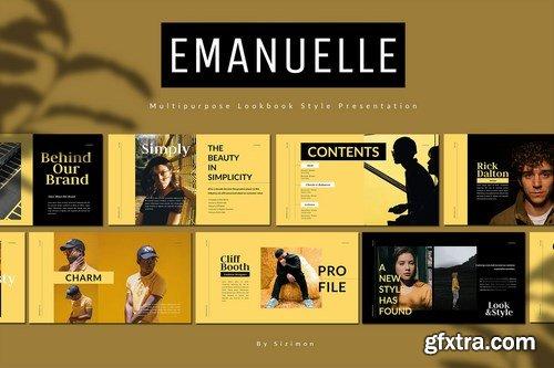 Emanuelle Presentation - Powerpoint
