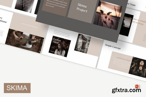 Skima - Powerpoint Google Slides and Keynote Templates