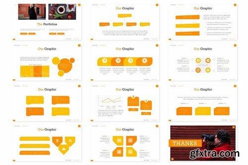 Stylish - Powerpoint Google Slides and Keynote Templates