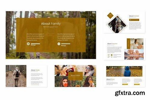 Autumn - Powerpoint Google Slides and Keynote Templates