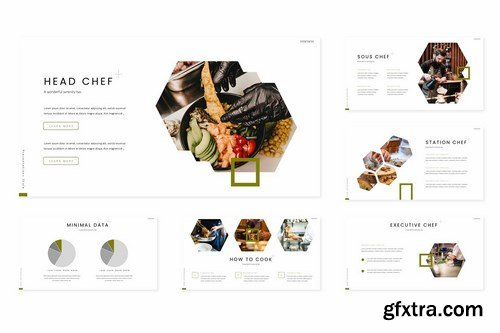 Delicious - Powerpoint Google Slides and Keynote Templates