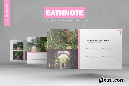 Eathnote - Powerpoint Google Slides and Keynote Templates