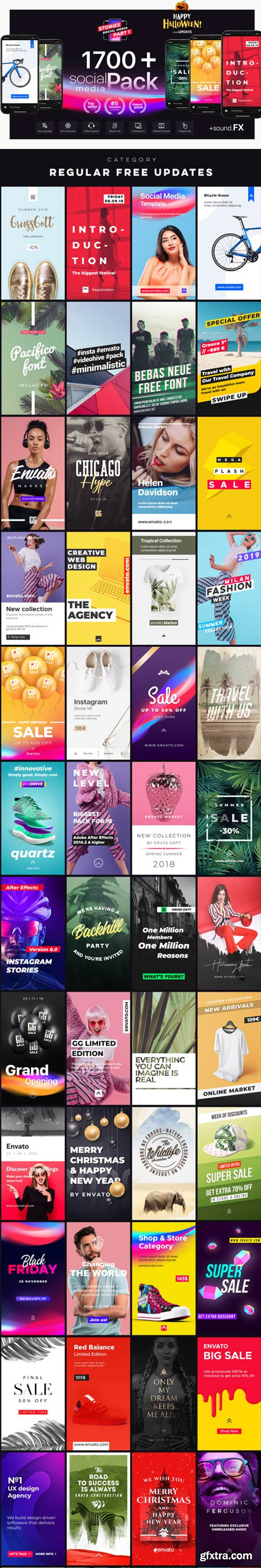 Videohive - Instagram Stories - 21895564 - v6.2