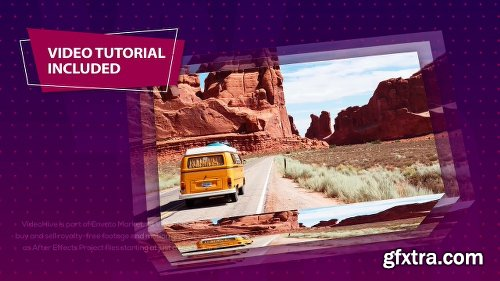Videohive 3D Rectangular Slideshow 24640681
