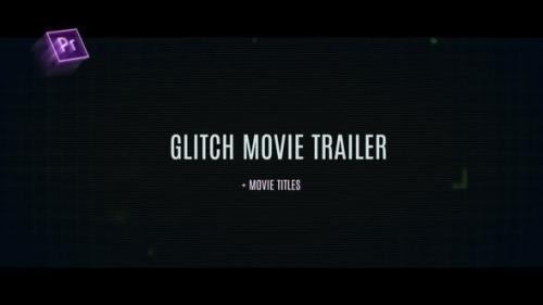 Videohive - Glitch Movie Trailer