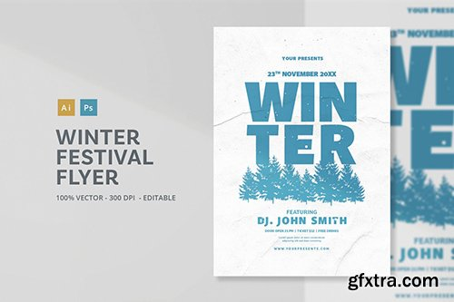 Winter Flyer 2