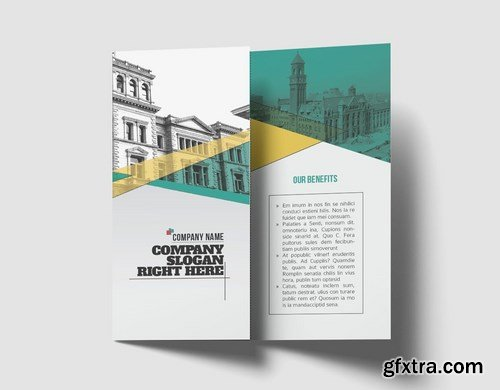 Trifold Brochure Template 2