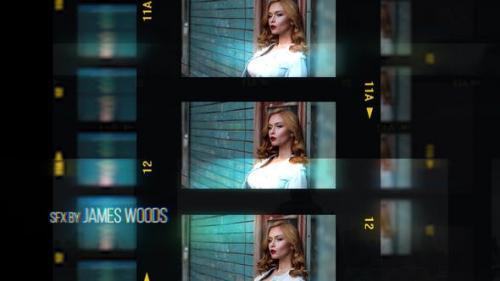 Videohive - Film Titles Opener Slideshow