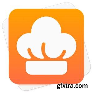 Cookbook Author - Templates 2.0.4 MAS