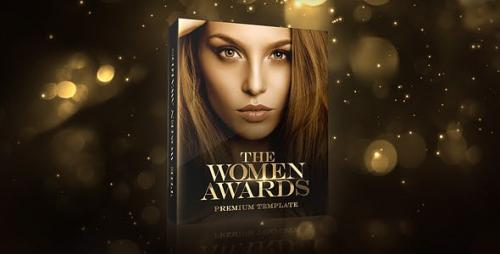 Videohive - Women Awards Package 2