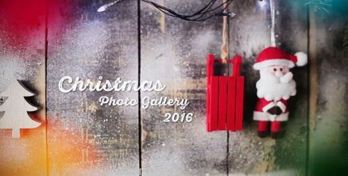 Videohive - Christmas - Photo Gallery