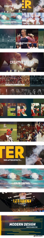 Videohive - Sport Reel - 23053050