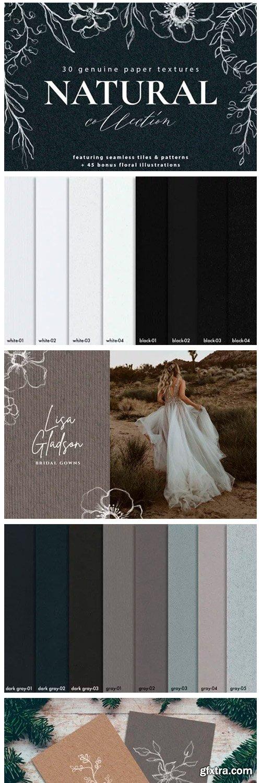 Watercolor Paper Textures 2040182