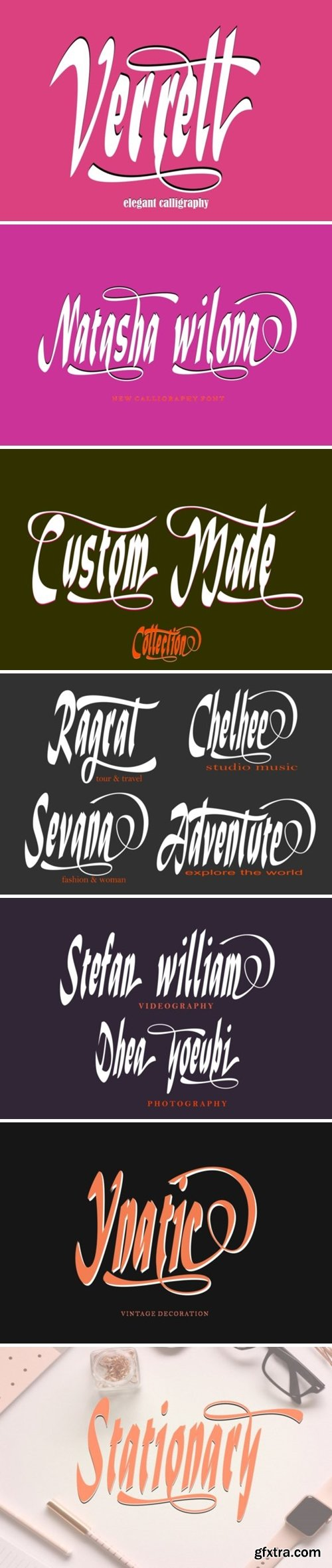 Verrell Font