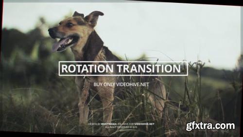 VideoHive Rotation Transition Slideshow 10669704