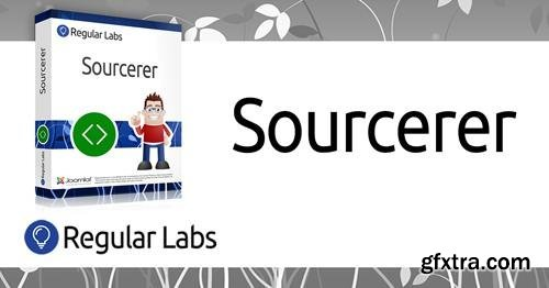 Sourcerer Pro v8.2.0 - Place Any Code In Joomla