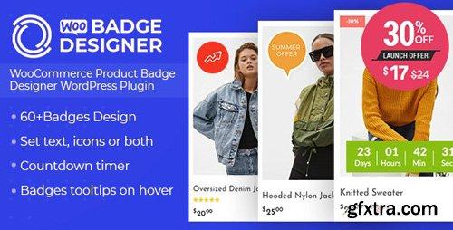 CodeCanyon - Woo Badge Designer v1.0.6 - 23995345
