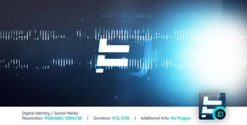 Videohive - Digital Identity / Social Media Network