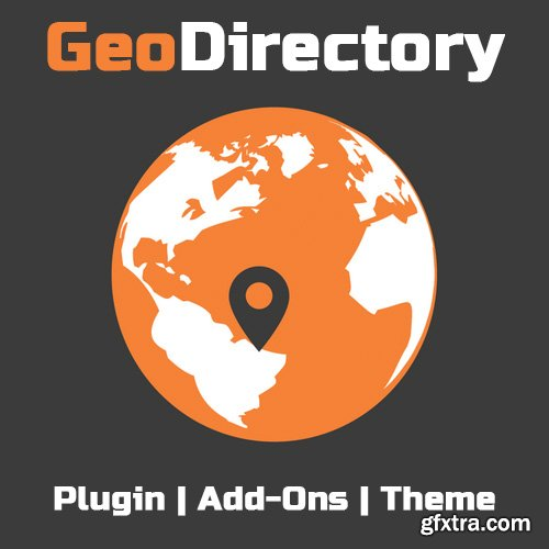 GeoDirectory 2.0.0.69 - WordPress Plugin + GeoDirectory Premium Add-Ons + GeoDirectory Framework WordPress Theme 2.0.0.6