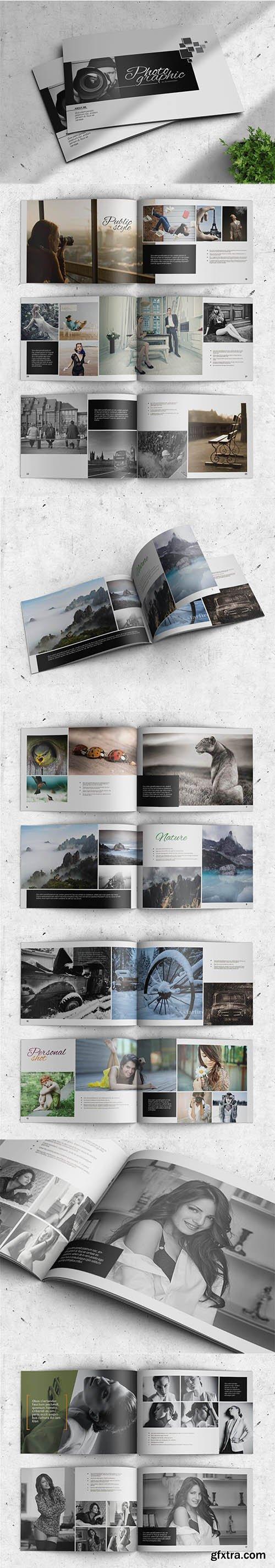 Photography Album Template