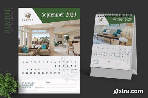 2020 Furniture  Interior Calendar Pro