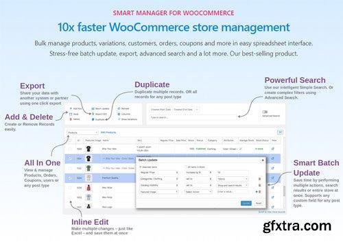 WooCommerce Smart Manager Pro v4.2.21 - NULLED - StoreApps