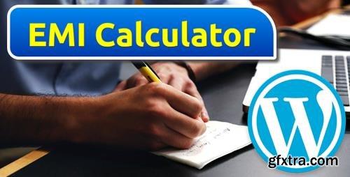 CodeCanyon - EMI Calculator with Percentage Calculator v9.0 - 19311772