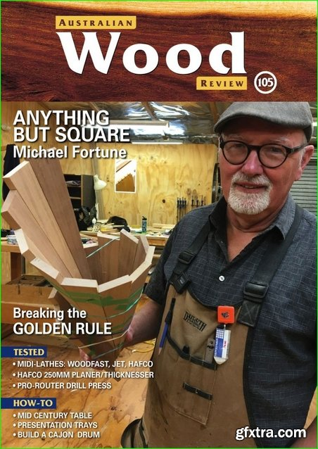 Australian Wood Review - December 2019
