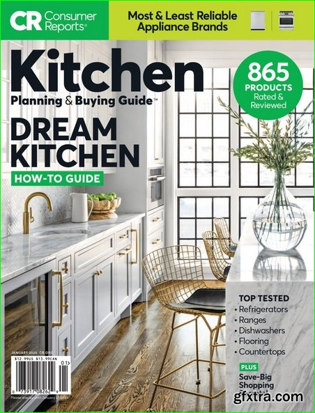 Consumer Reports Kitchen Planning and Buying Guide - January 2020