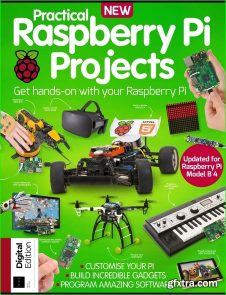 Practical Raspberry Pi Projects - 5th Edition 2019