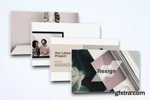 Resign - Powerpoint Google Slides and Keynote Templates