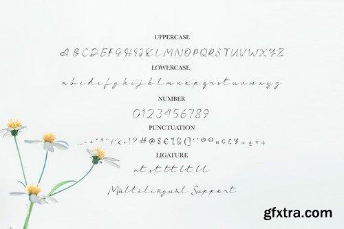 CM - Charlotte - Casual Handwritten Font 4321338