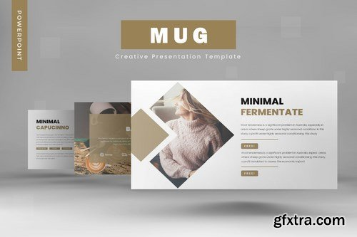 Mug - Powerpoint Google Slides and Keynote Templates